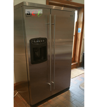 Maytag fridge freezer